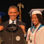 President Obama Commencement Speaker